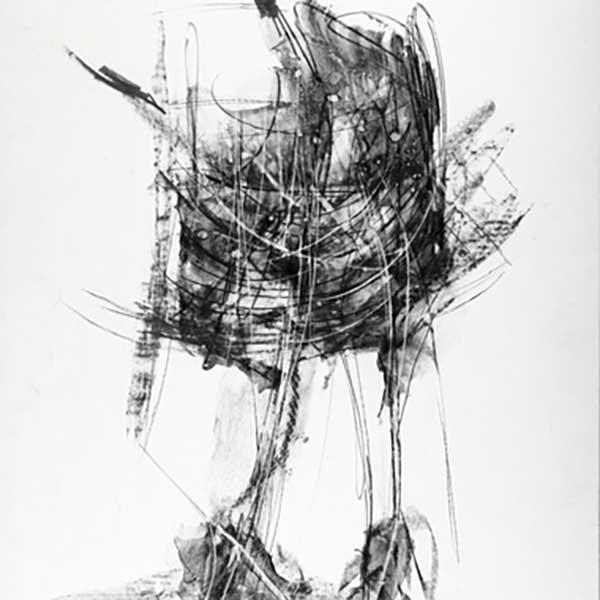 Galerie Abstrakte Zeichnungen Sazarin