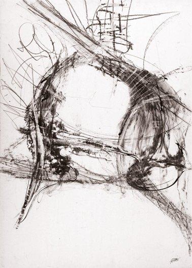 Zeichnung VII